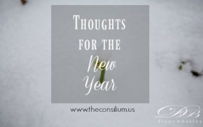10 Thoughts for a Better New Year