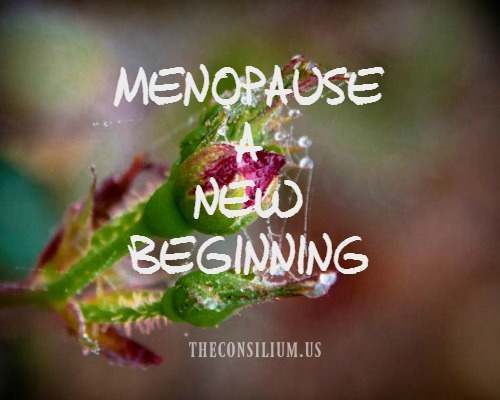 Menopause: A New Beginning a guest post by Robin Dance